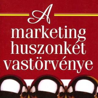 Al Ries & Jack Trout - A marketing 22 vastörvénye